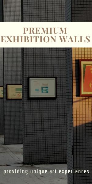 exhibition walls